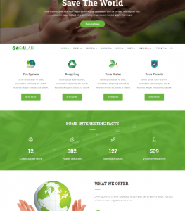 Eco Nature Environment WordPress Theme – Just another PREMIUM WORDPRESS THEMES Sites site