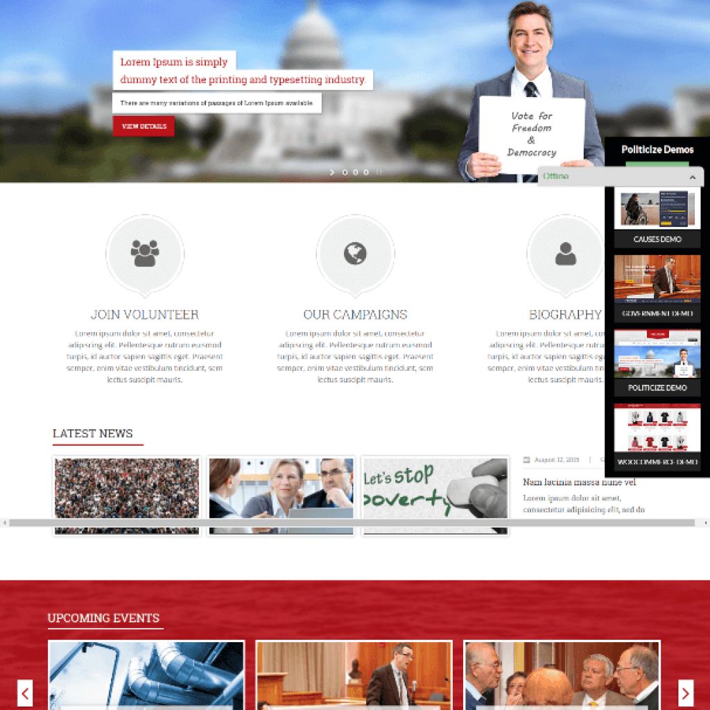 Jasa Pembuatan Website Instansi Pemerintahan