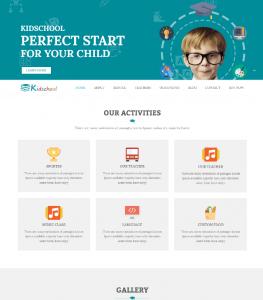 Desain Website Universitas V2