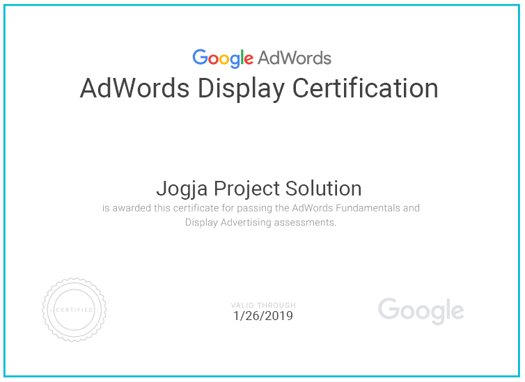 sertifkat adwords 3