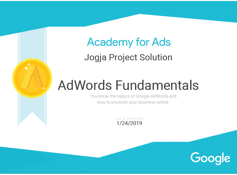 sertifkat adwords 4