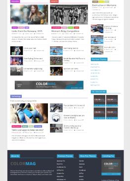 website portal berita profesional