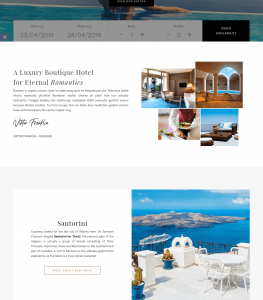 Completed Hotel Booking Premium Hotel Booking theme for WordPress