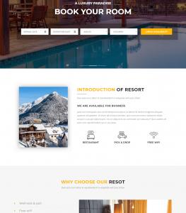 Home 2 – Howello WordPress Theme