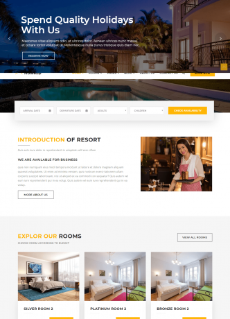 Howello WordPress Theme