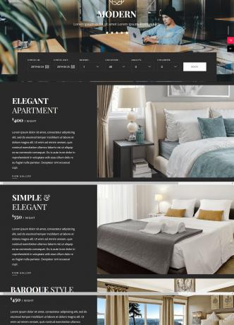 Luxury Hotel – Albergo