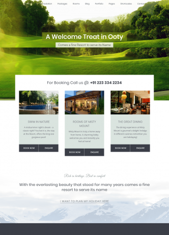 resort – Just another WordPress site